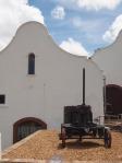 Stellenbosch J C LeRoux vineyard