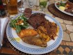 Kudu, Impala dinner