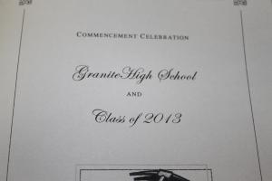 GHS Graduations 2013